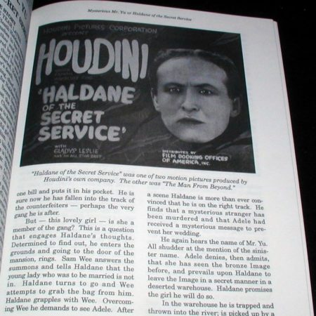 Houdini's Strange Tales by Harry Houdini
