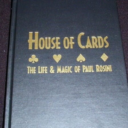 House of Cards - Paul Rosini by Chuck Romano