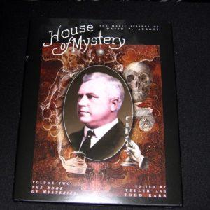 House of Mystery: Vol. 2 by David P. Abbott