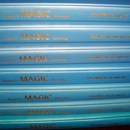 Hugard's Magic Monthly - Vols. 5-7 by Jean Hugard