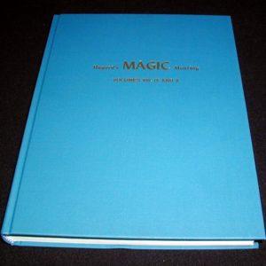 Hugard's Magic Monthly - Vols. 8-10 by Jean Hugard