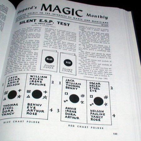 Hugard's Magic Monthly - Vols. 17-19 by Jean Hugard