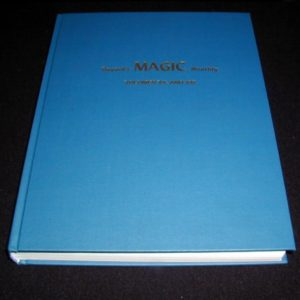 Hugard's Magic Monthly - Vols. 20-21 by Jean Hugard