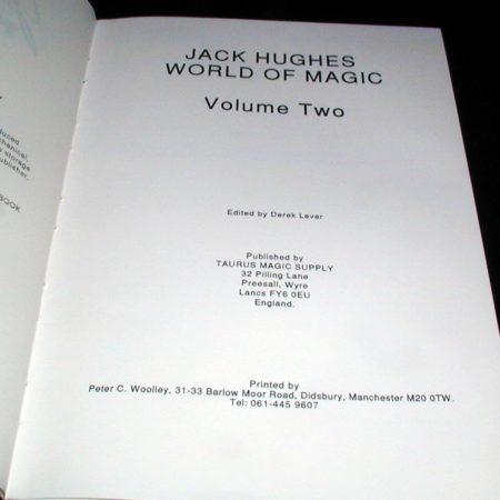 World of Magic - Vol. 2 by Jack Hughes