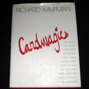 CardMagic by Richard Kaufman