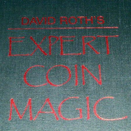 David Roth's Expert Coin Magic by Richard Kaufman