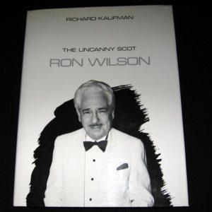 Uncanny Scott - Ron Wilson, The by Richard Kaufman