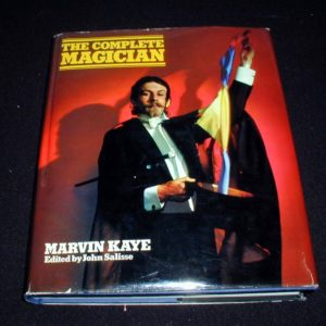 Complete Magician, The by Marvin Kaye