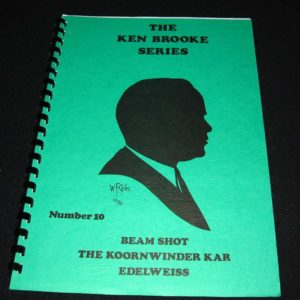 Ken Brooke Series - Number 10 by Ken Brooke, Paul Stone