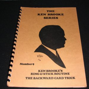 Ken Brooke Series - Number 9 by Ken Brooke, Paul Stone