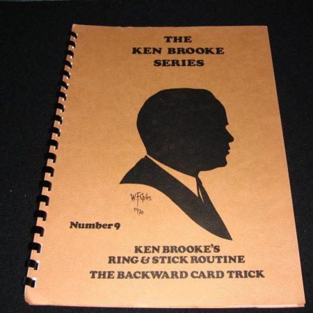 Ken Brooke Series - Number 9 by Ken Brooke, Paul Stone