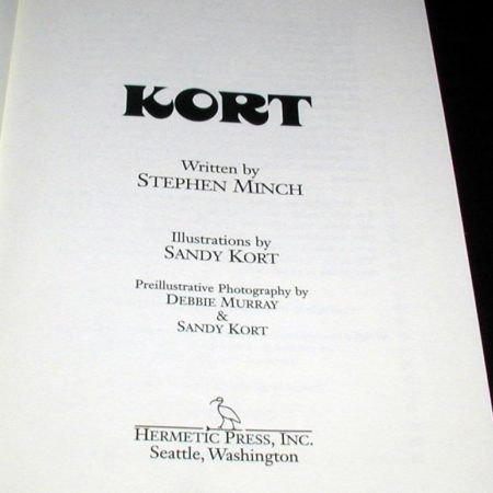 Kort by Stephen Minch