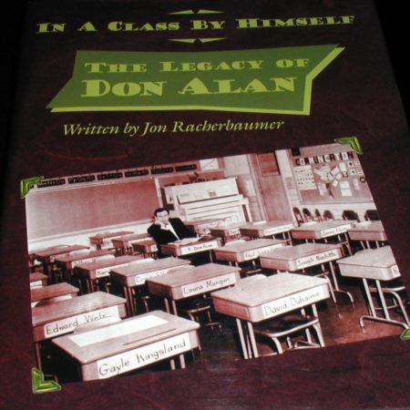Legacy of Don Alan by Jon Racherbaumer