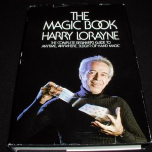 Review by Danny doyle for Magic Book, The by Harry Lorayne