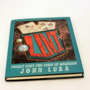 L.I.N.T. Pocket Stuff for Close-Up by John Luka