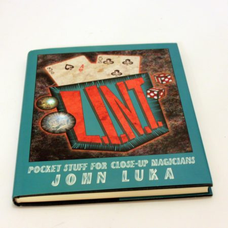 L.I.N.T. Pocket Stuff for Close-Up by John Luka