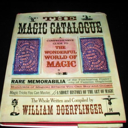 Magic Catalogue, The by William Doerflinger