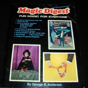 Magic Digest by George B. Anderson