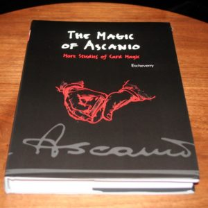 Magic of Ascanio Vol. 3 by Ascanio, Etcheverry