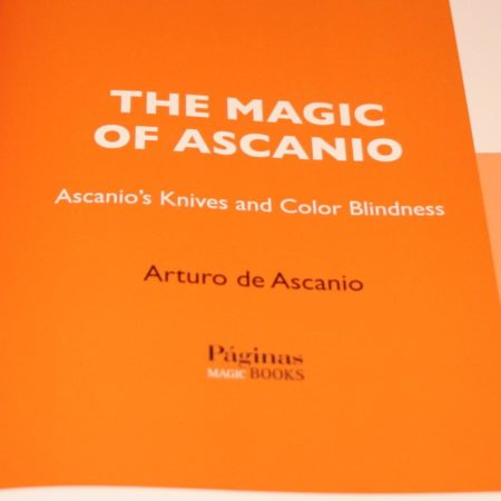 Magic of Ascanio Vol. 4 by Ascanio