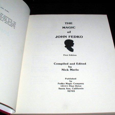 Magic of John Fedko, The by Nick Merlo