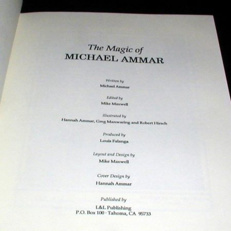 Magic of Michael Ammar, The by Michael Ammar