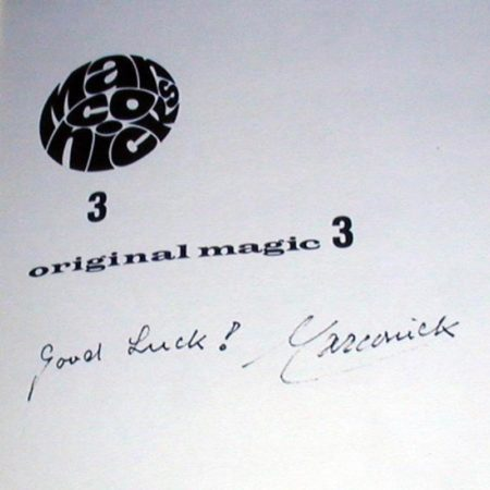 Original Magic, Vol. 3 by Marconick