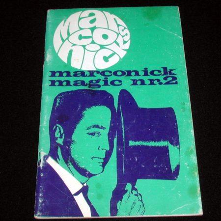 Original Magic, Vol. 2 by Marconick
