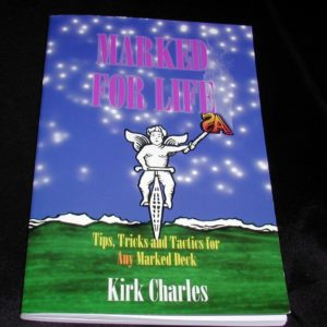 Review by Andy Martin for Marked for Life by Kirk Charles
