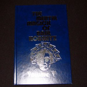 Mental Magick of Basil Horwitz, Vol 5. by Basil Horwitz
