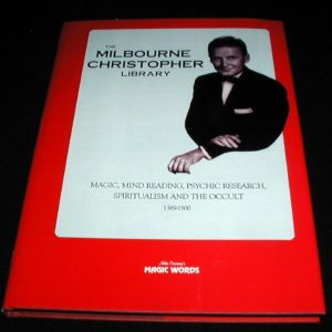 Milbourne Christopher Libray - Vol. 1 by Maurine Christopher, George Hansen