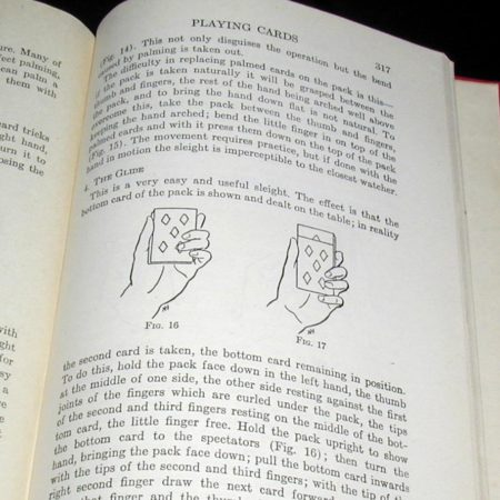 Modern Magic Manual by Jean Hugard