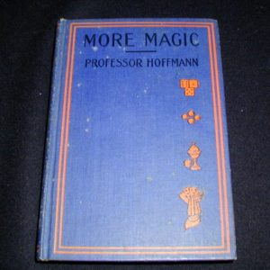 More Magic by Professor Hoffmann