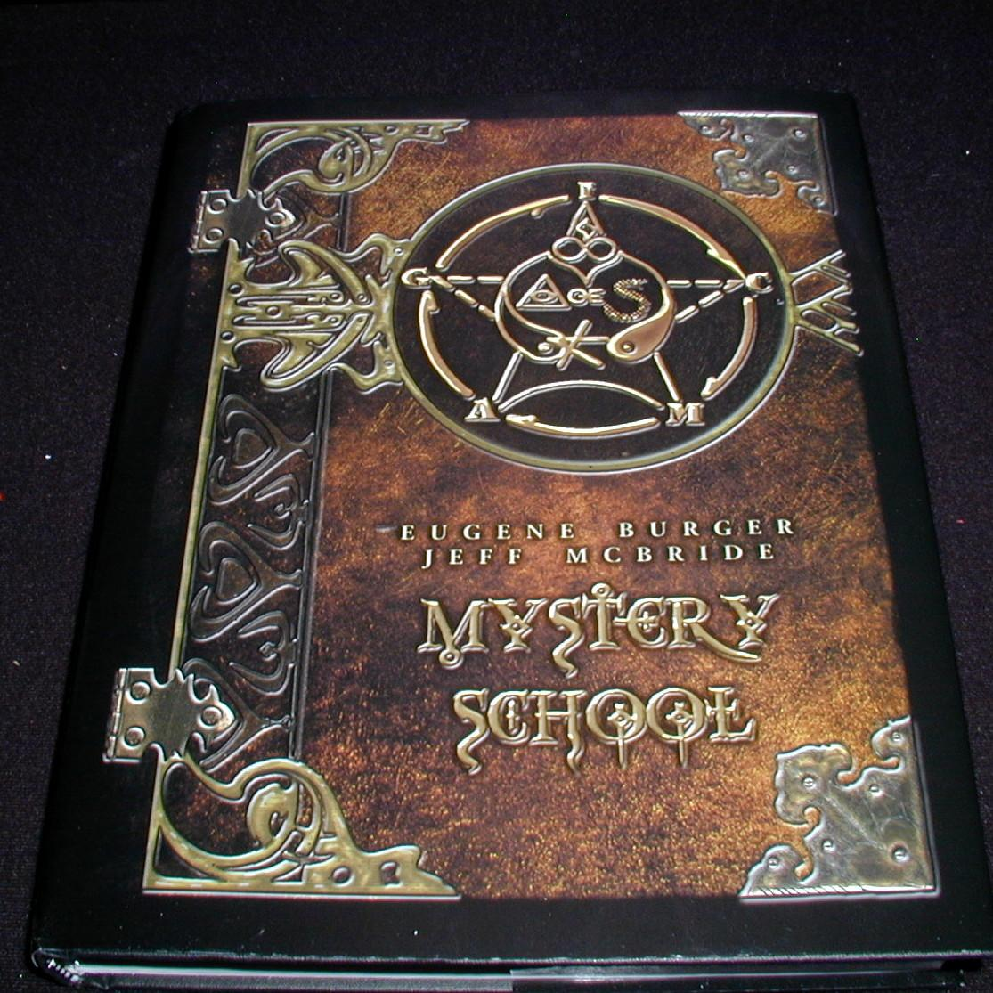 Mystery School by Eugene Burger, Jeff McBride – Quality ...