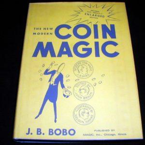 New Modern Coin Magic by J.B. Bobo