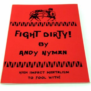 Fight Dirty by Andy Nyman