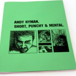 Short, Punchy and Mental by Andy Nyman