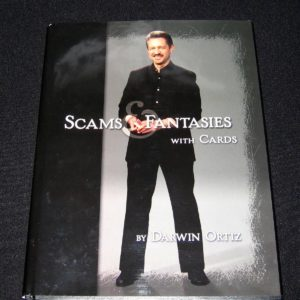 Scams and Fantasies with Cards by Darwin Ortiz