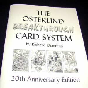 Osterlind Breakthrough Card System, The by Richard Osterlind