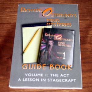 Mind Mystereis Guide Book: Vol 1. by Richard Osterlind