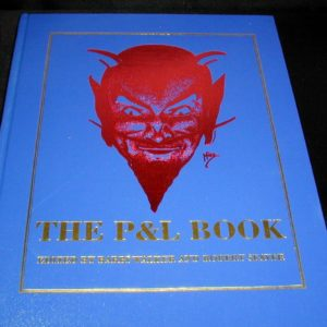P&L Book, The by Barbi Walker, Robert Seaver