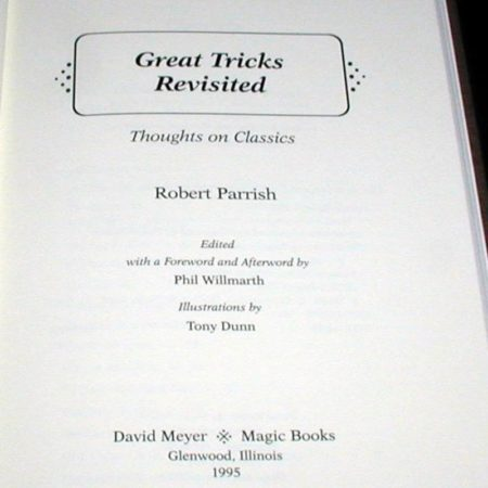 Great Tricks Revisited by Robert Parrish