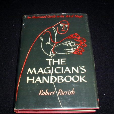 Magician's Handbook, The by Robert Parrish