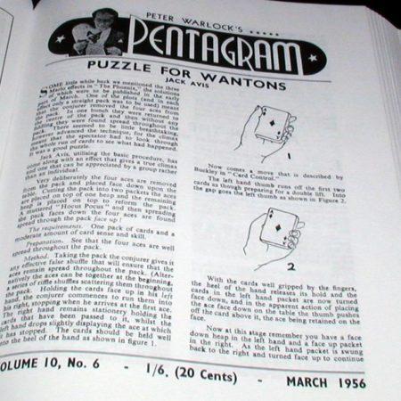 Pentagram - Vols. 8-14 by Peter Warlock