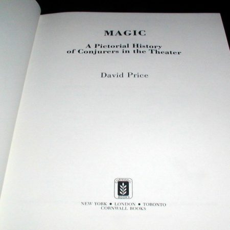 Magic by David Price