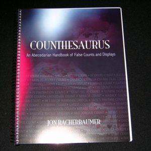Counthesaurus by Jon Racherbaumer