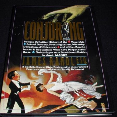 Conjuring by James Randi