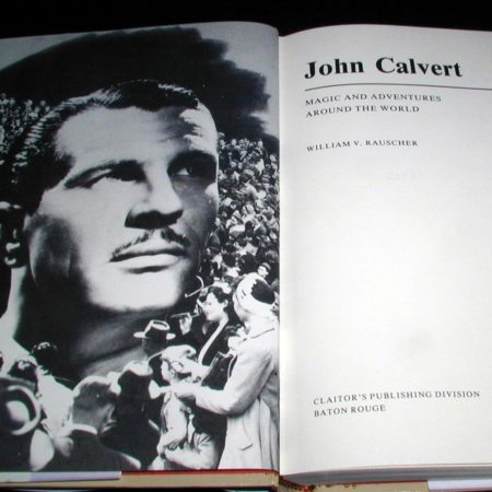 John Calvert by William V. Rauscher