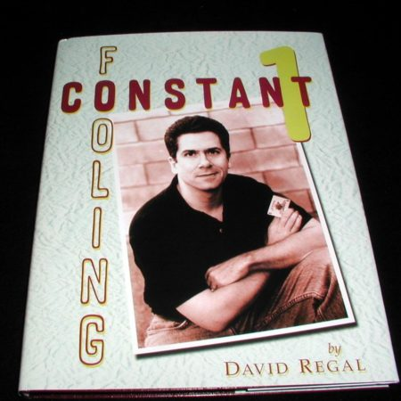 Constant Fooling: Vol. 1 by David Regal