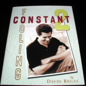 Constant Fooling: Vol. 2 by David Regal